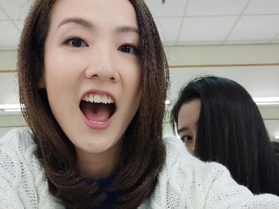 2018-01-05 大頭 梁珈詠等入埸!