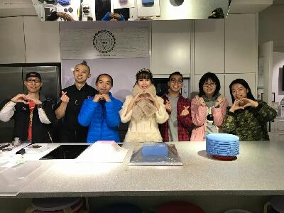 Kelly x Jeffery Koo x 粉絲「生日蛋糕大作戰」