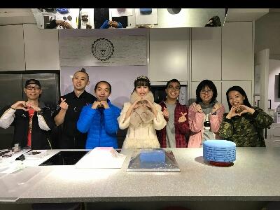 Kelly x Jeffery Koo x 粉絲「生日蛋糕大作戰」part 2