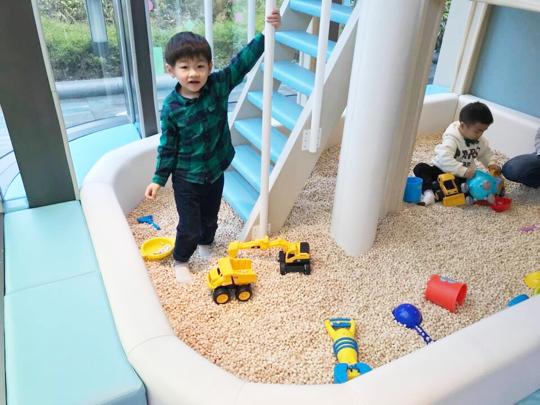新開幕!Origami Kids Cafe紙飛機親子空間