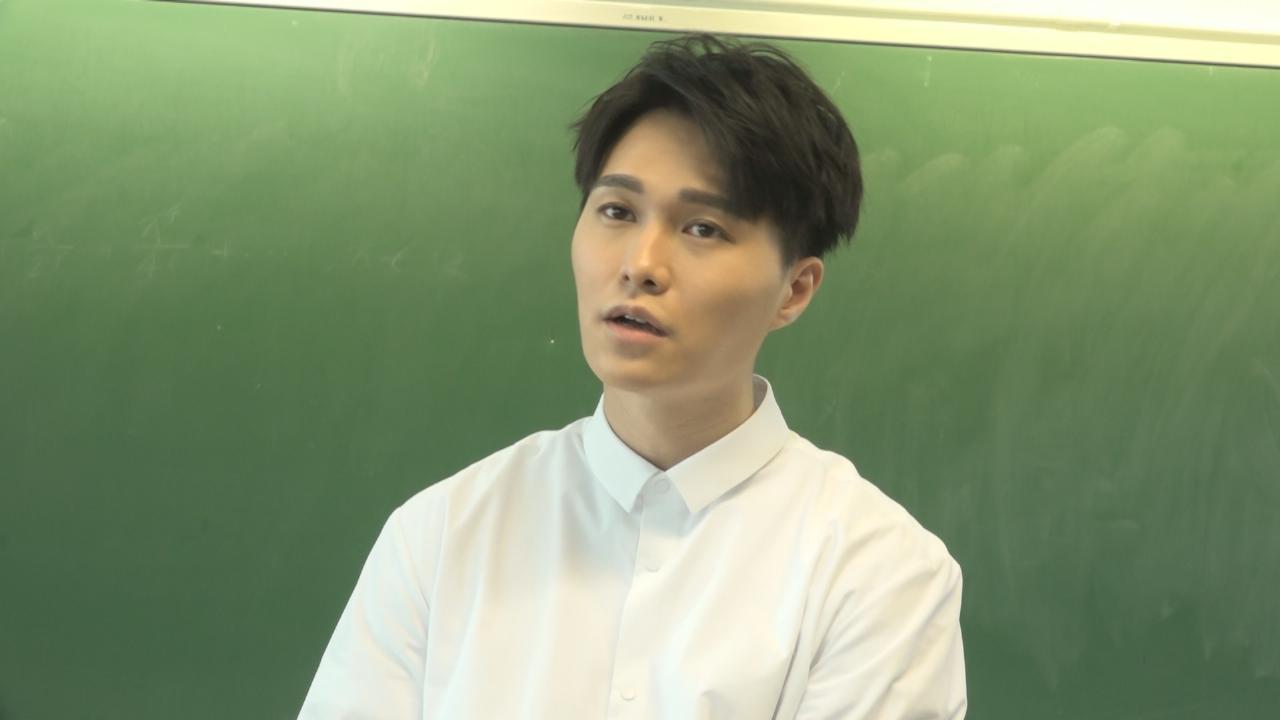(國語)胡鴻鈞為朋友身份拍攝MV 透露歌曲講述傷感故事