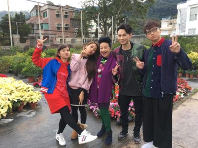 2018-01-07 新春辦年貨的直播