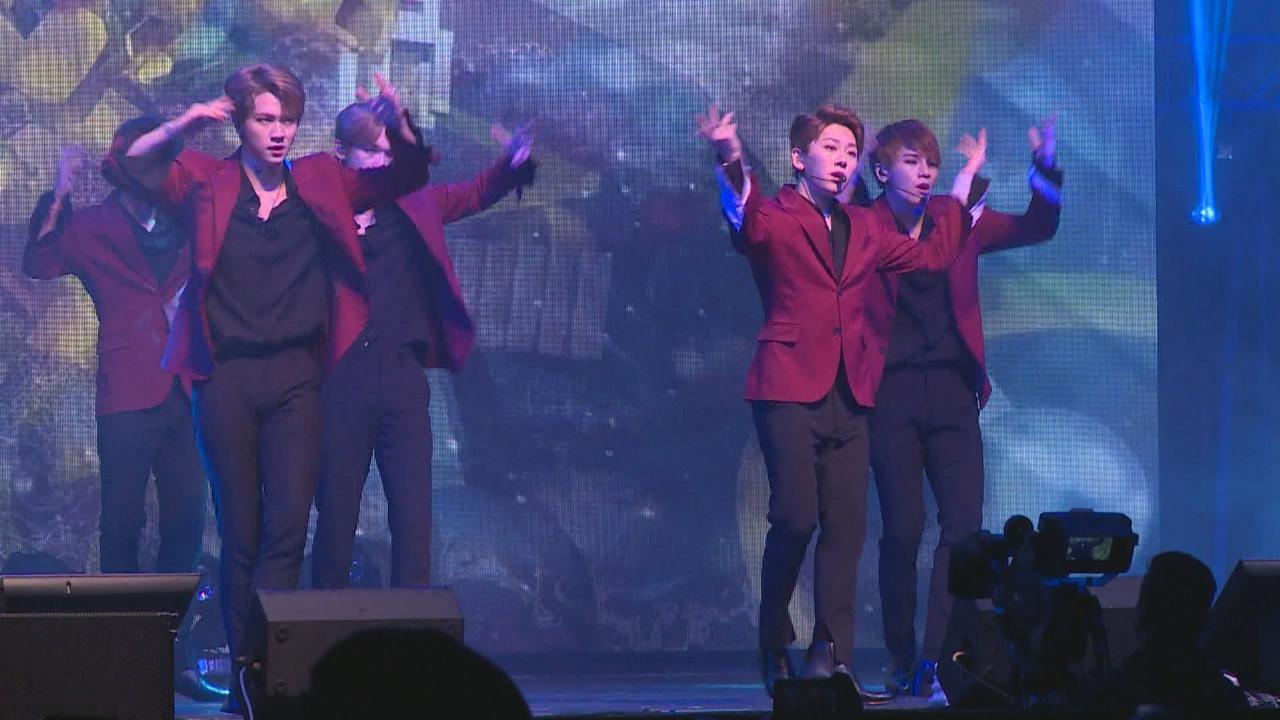 (國語)JBJ舉辦香港粉絲見面會 載歌載舞全場氣氛高漲