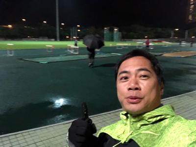 10度跑步訓練