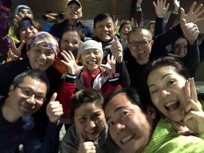 南華田徑訓練,平板支撐PB