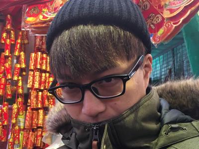 新春辦年貨 之 坤哥終於請食飯!