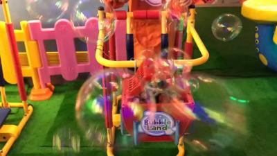 泡泡樂園BubbleLand