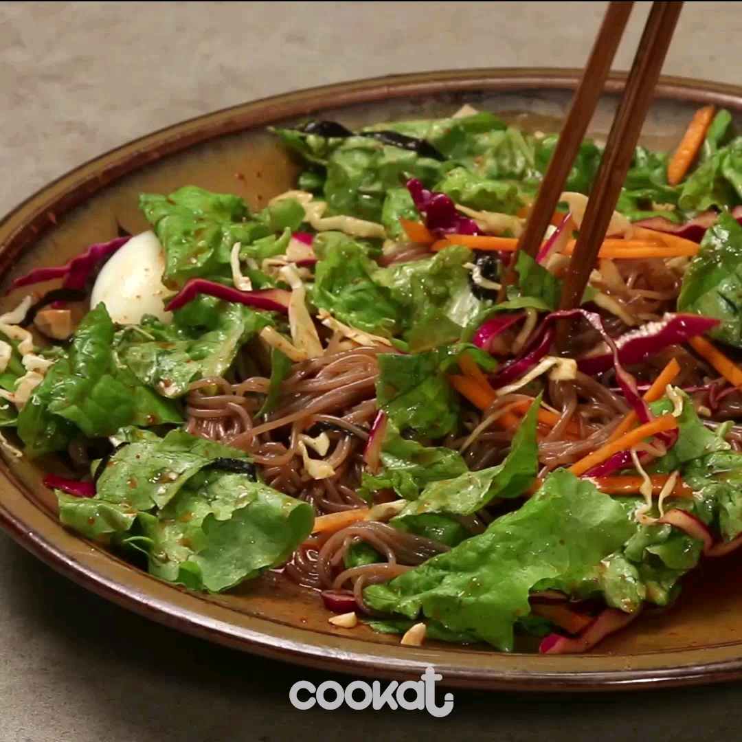[食左飯未呀 Cookat] 蕎麥麵