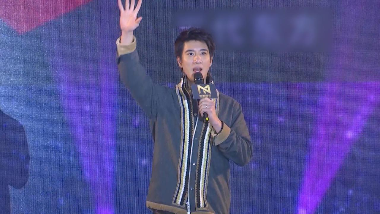 宣布將展開全新世界巡唱 王力宏向歌迷許下龍年承諾