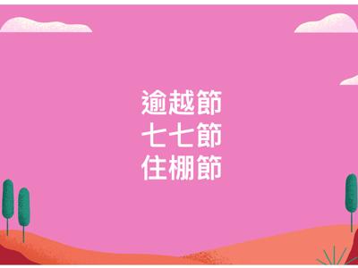 2018-01-12 申命記16章