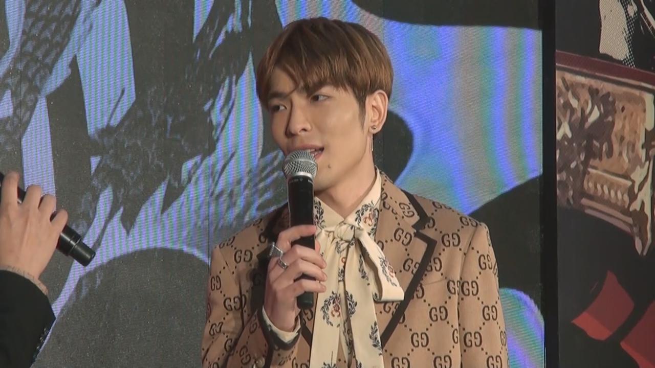 (國語)蕭敬騰將舉行個人演唱會 不會邀請樂隊團員任嘉賓