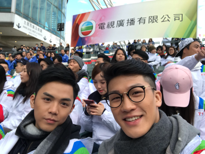 公益金百萬行 Walk for Millions 2018-01-14 Live Broadcast by 麥凱程 Alex Le Mak