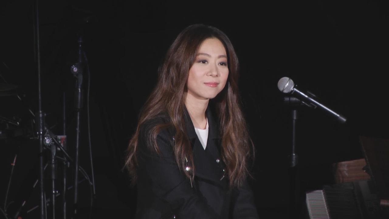 (國語)陳綺貞台灣演唱會第二場 邊彈邊唱大展音樂才華