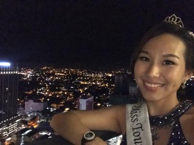 2018-01-14 Miss Tourism的直播