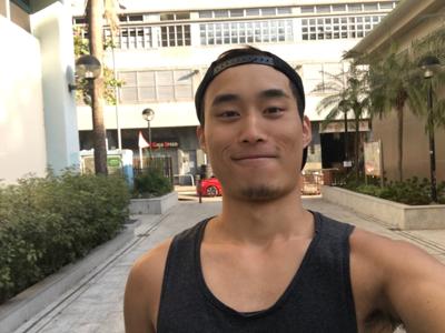 每天勤力練渣馬~香港篇
