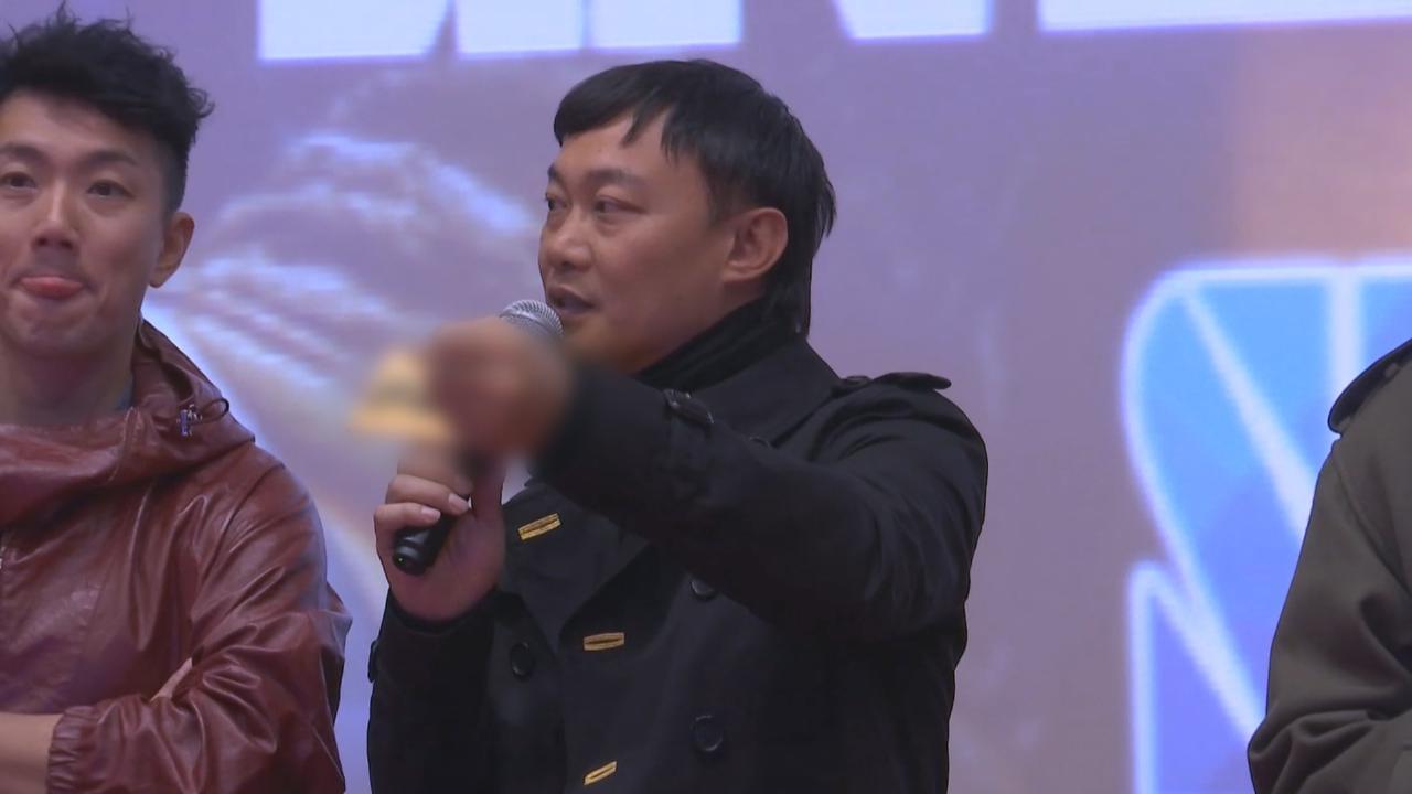 陳奕迅睇港產動作片偷師 向成龍 洪金寶學習