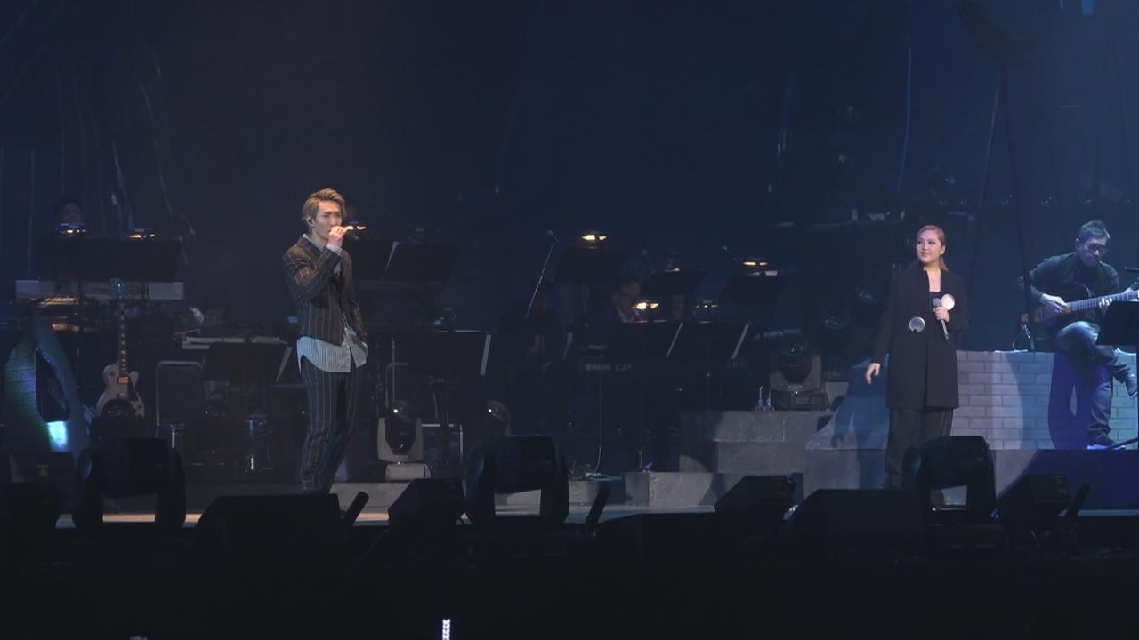 衛蘭紅館個唱尾場 與嘉賓陳柏宇合唱送驚喜