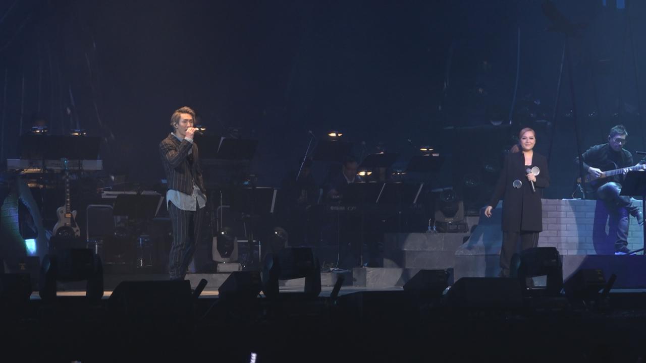 (國語)衛蘭紅館個唱尾場 陳柏宇擔任嘉賓合唱改編歌