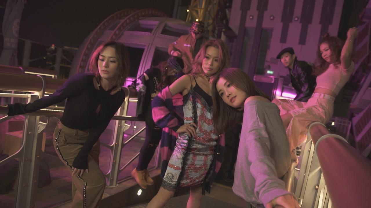 容祖兒Twins齊集澳門拍攝新歌MV 以龍虎豹之名登場