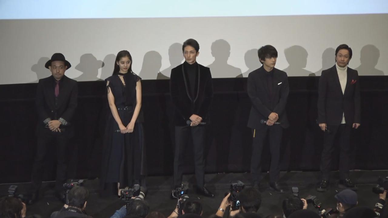 玉木宏主演小說改篇電影 為忠於原著要求改劇本