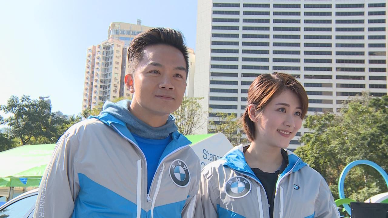 (國語)胡諾言即將參加馬拉松比賽 透露女兒有意到場支持