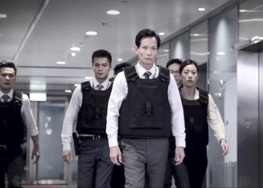 宣傳片:黑警入侵 警隊起風雲