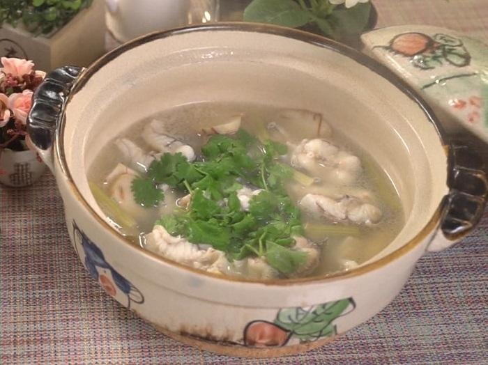 泰式煮白鱔