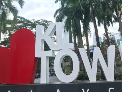 KL city sightseeing