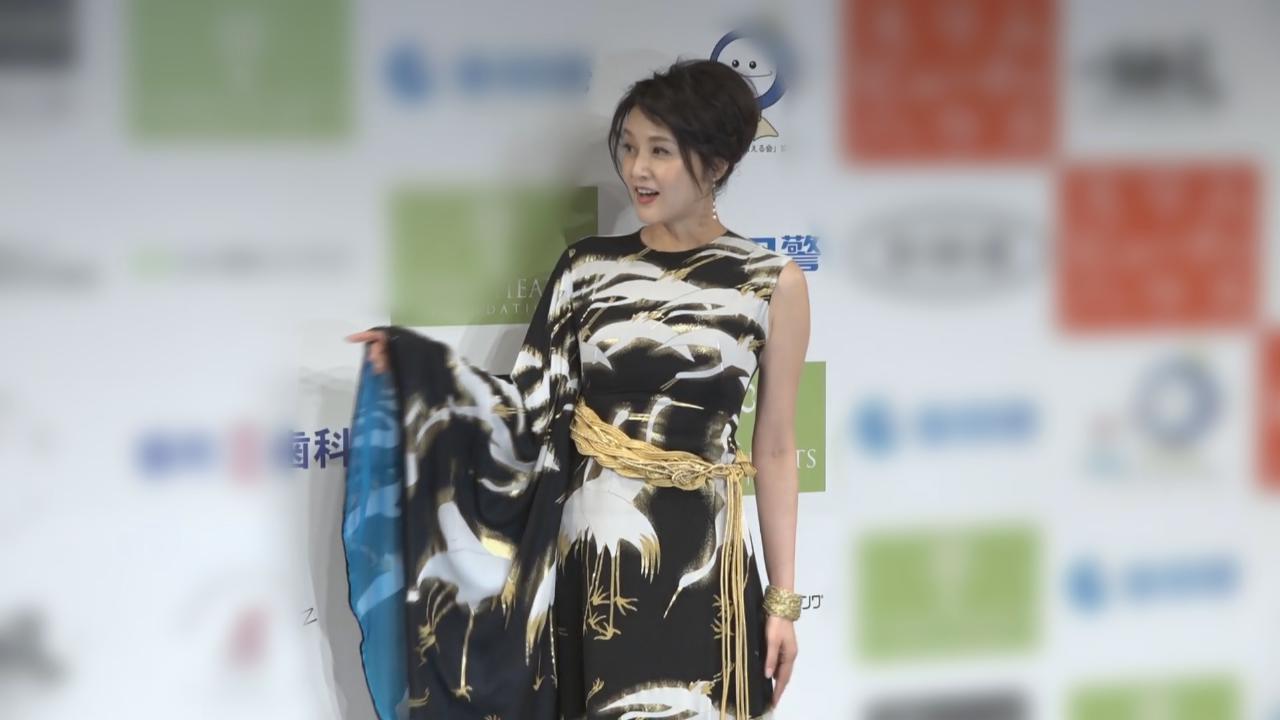 (國語)出席第50屆日本小姐競選 藤原紀香分享經驗之談