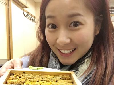 美棋 BB快閃福岡18小時直播,第2擊:漁市場食早餐