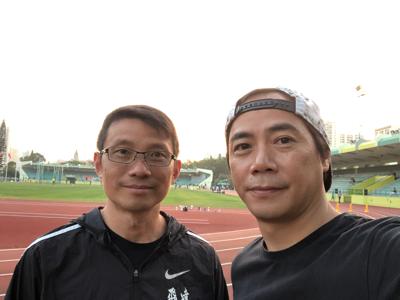 長跑教練葉啟德馬拉松提示