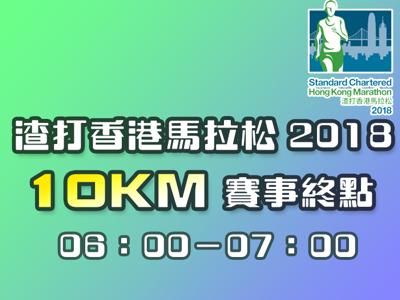渣打香港馬拉松終點1 0600-0700