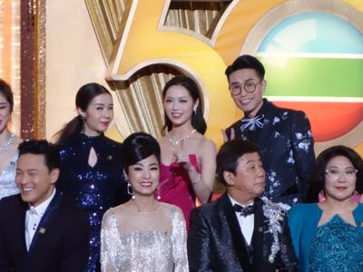 2018-01-21 6號的直播台慶頒奬禮