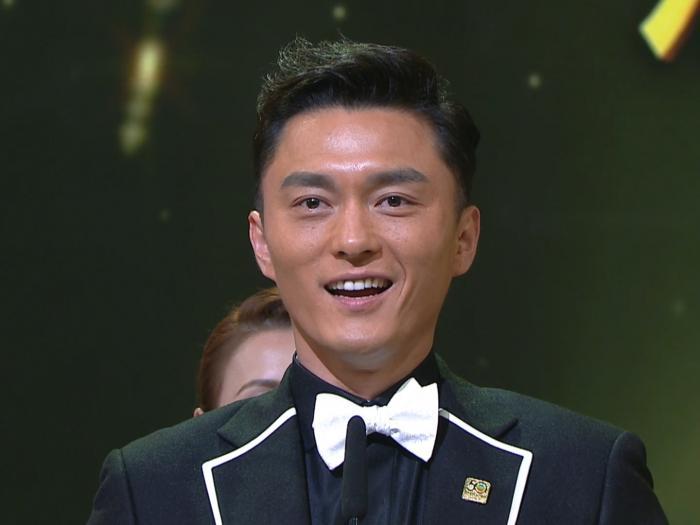 萬千星輝頒獎典禮2017-飛躍進步男藝員 楊明