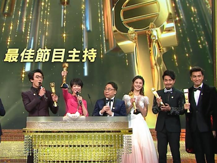 萬千星輝頒獎典禮2017-最佳節目主持《Do姐再Shopping》