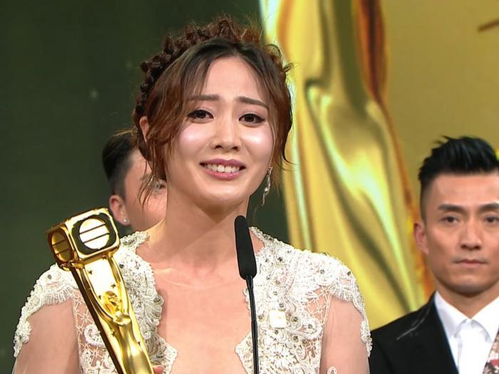 萬千星輝頒獎典禮2017-最佳女配角 朱晨麗