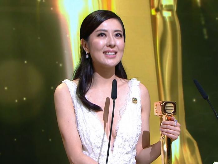萬千星輝頒獎典禮2017-最佳女主角 唐詩詠《不懂撒嬌的女人》