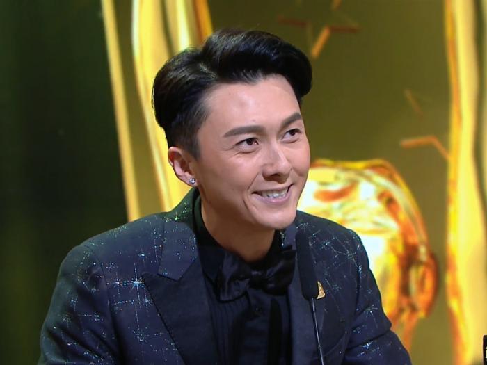 萬千星輝頒獎典禮2017-最佳男主角 王浩信《踩過界》