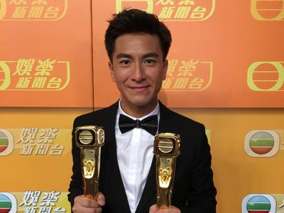 台慶頒獎典禮 馬國明