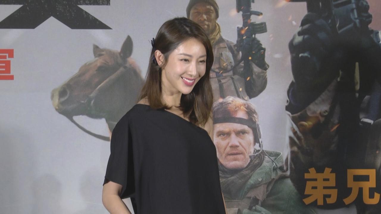 (國語)隋棠現身首映禮大秀長腿 自爆迷戀雷神擔心老公吃醋