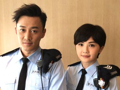 林峯 蔡卓妍 訪問 - 網劇 <機動部隊 PTU> 新聞發佈會
