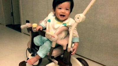 魔音時間又到,時間過得太快了,很快就要學習騎腳踏車???n#小春雞