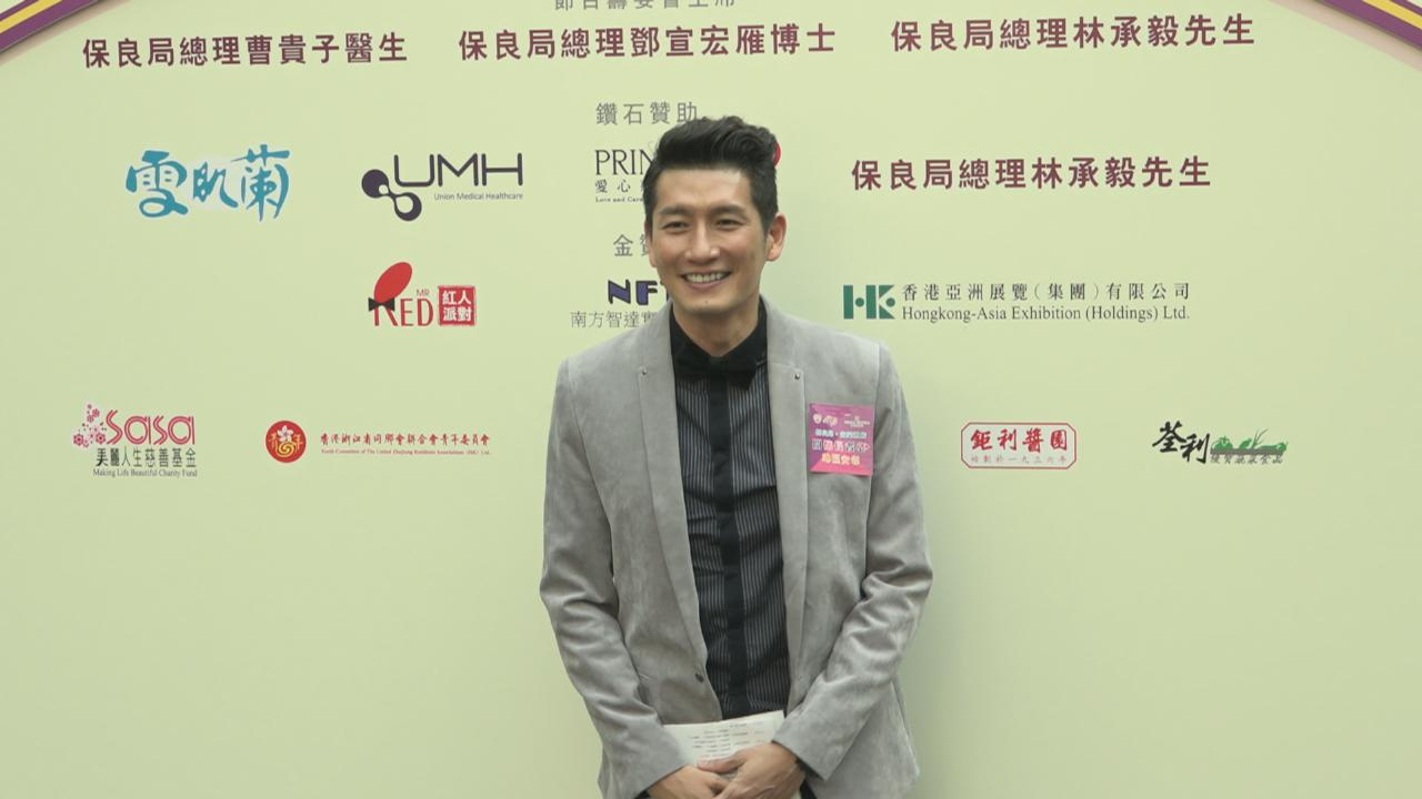 網民戥唔抵輸男配角 袁文傑感滿意