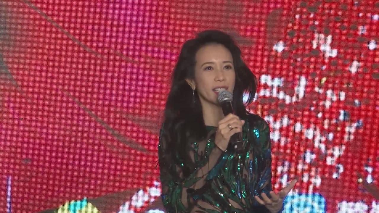 舉行世巡賀入行25周年 Karen走遍中國各省份創先河