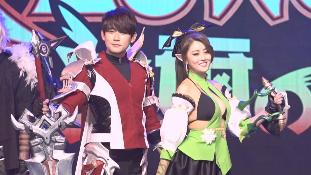 (國語)首次cosplay與太太賴琳恩同台走秀 陳乃榮笑稱獻出多個首次
