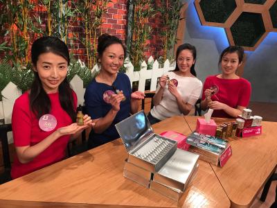 2018-01-28 Live Broadcast nby 14號-鍾梓甜 (大溪地)