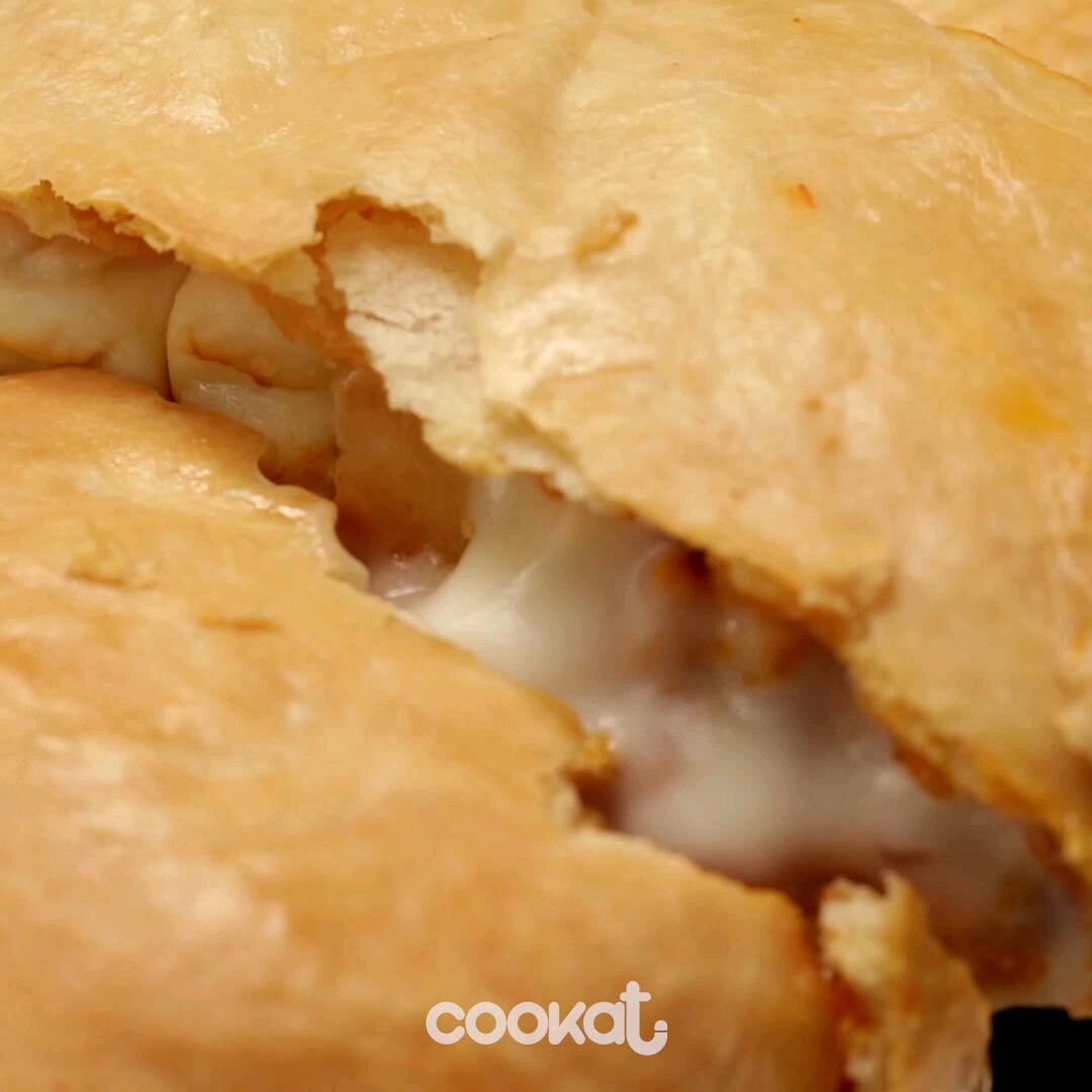 [食左飯未呀 Cookat] 烤餡餅