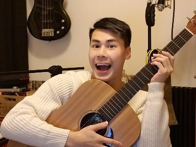 郭浩皇 Alex 聊聊天 唱唱歌 + 新曲分享
