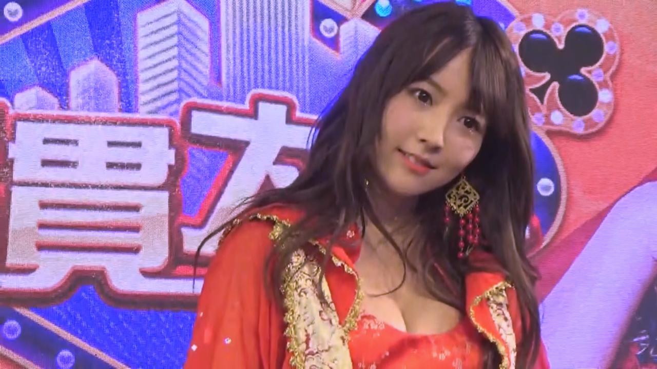 (國語)三上悠亞出席台北電玩展 性感造型登場大跳熱舞
