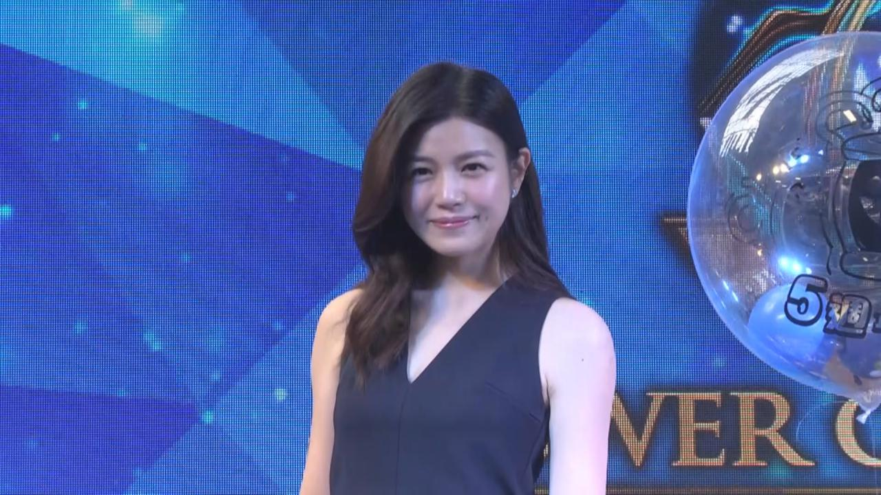 現身台灣活動 陳妍希未計劃生第二胎